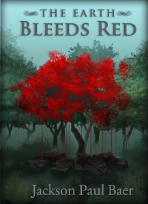 The Earth Bleeds Red Cover
